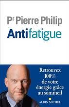 Jacket cover: Antifatigue : en 4 semaines, retrouvez 100 % de votre énergie grâce au sommeil