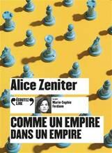 Jacket cover: Comme Un Empire Dans Un Empire  (Cd Mp 3 : 10 H)