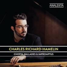 Jacket cover: Chopin: Ballades & Impromptus [enregistrement sonore]
