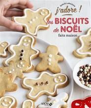 Jacket cover: Les biscuits de Noël faits maison
