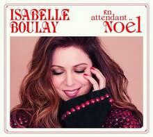 Jacket cover: En attendant Noël / Isabelle Boulay.