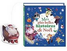 Jacket cover: Mes plus belles histoires de Noël