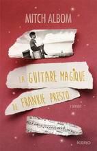 Jacket cover: Guitare Magique De Frankie Pesto (La)