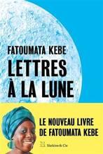 Jacket cover: Lettres à la Lune