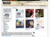 Homepage for Naxos Spoken Word Library
