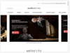 Medici.tv homepage