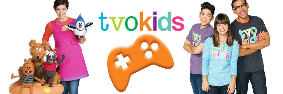 Banner: TVO Kids