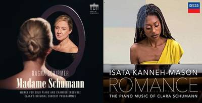 Image of Clara Schumann music CDs