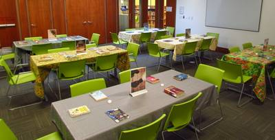 Book Tasting at the Ottawa Public Library, Beaverbrook Branch
